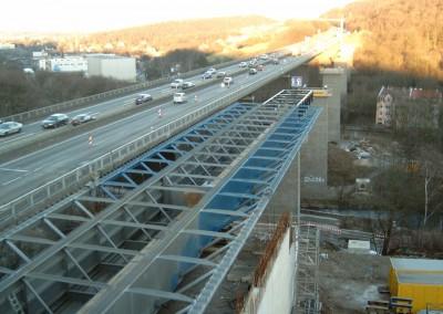 Most w Wuppertalu
