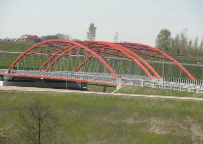 Flyover on A1 Pyrzowice – Piekary Śląskie